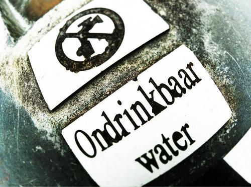 Ondrinkbaar water