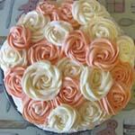 rose icing