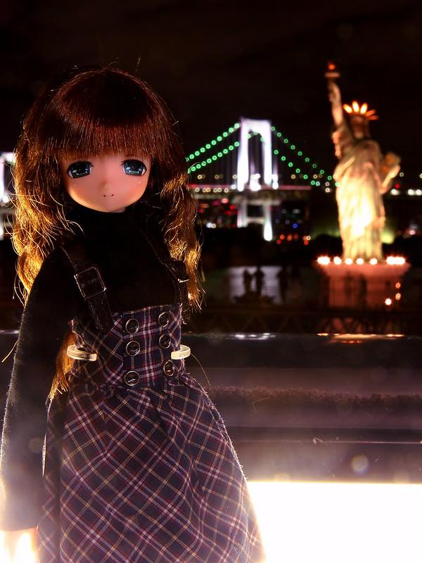 Mia at Tokyo