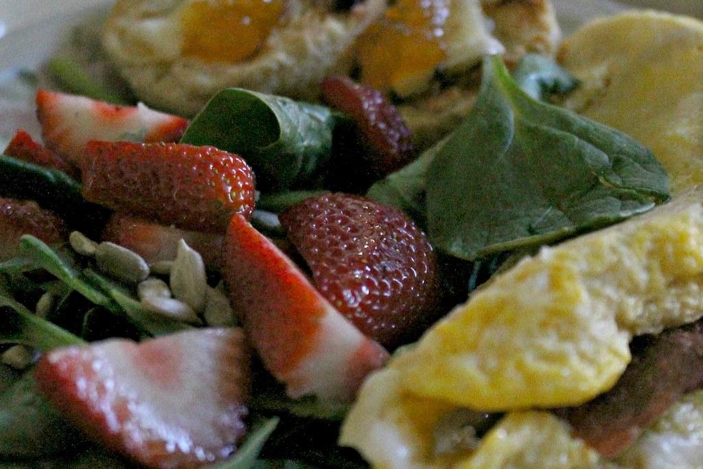 Omlette Breakfast - 4x6