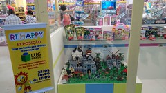 Castle Display at RiHappy Store