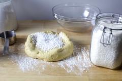 add the pearl sugar