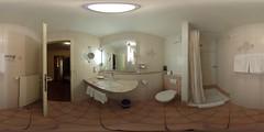 Bathroom, room 407