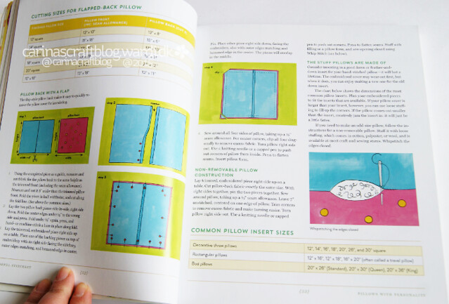 Colorful Stitchery - book review