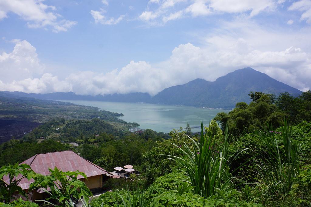 Mount Batur Kintamani Bali Indonesia