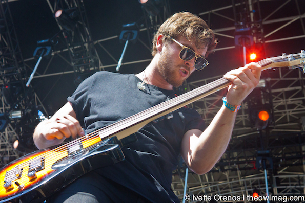 Royal Blood @ Coachella 2015 Weekend 2 - Saturday