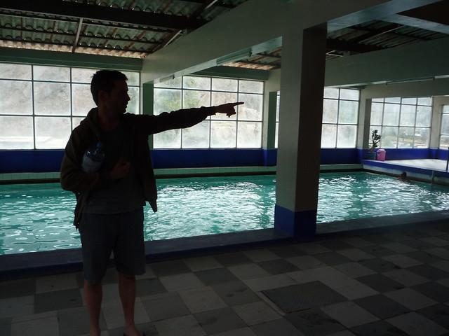 At ???? Hot Springs