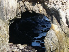 natural arch, geology, sea cave, cave, rock,