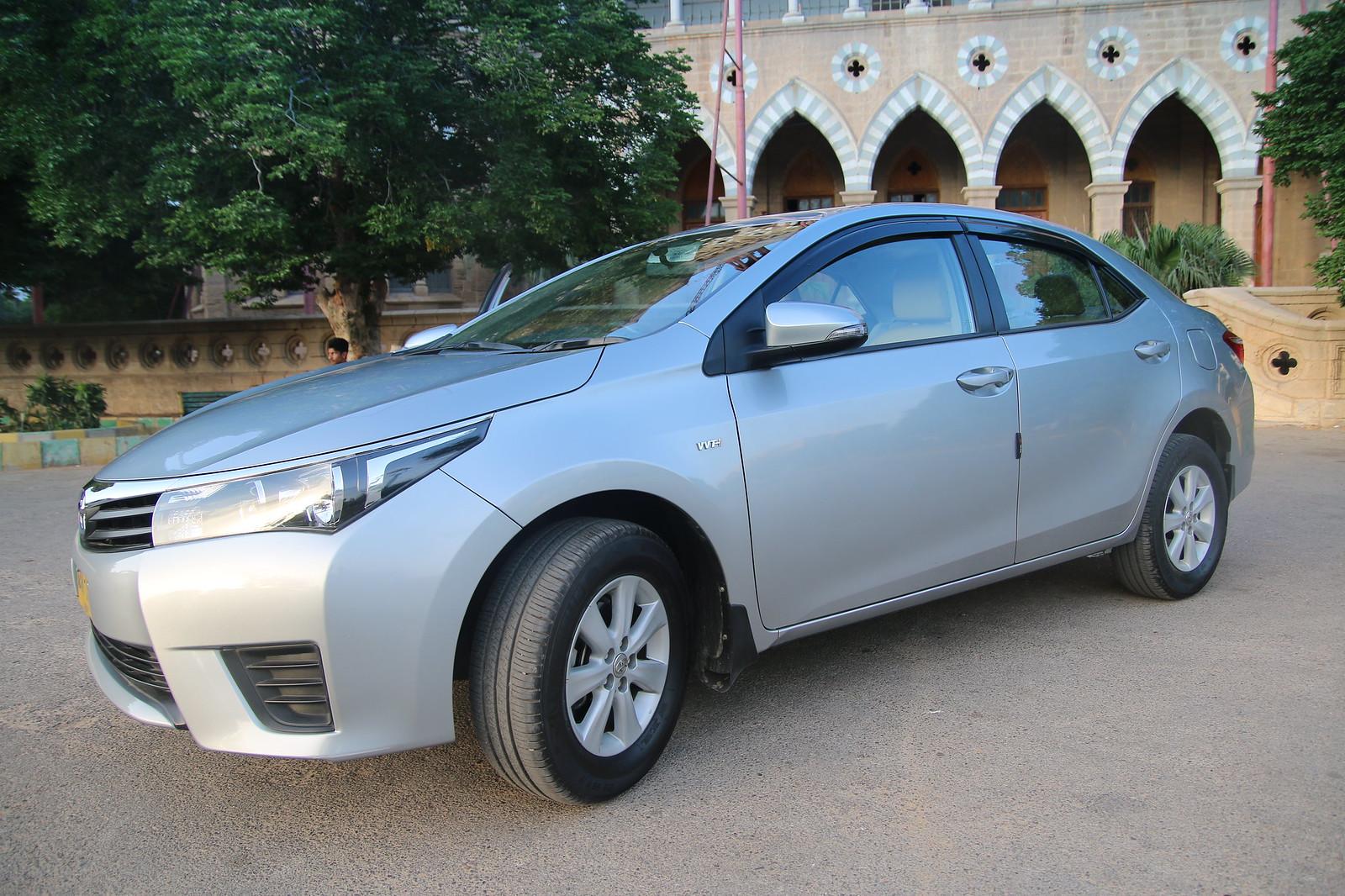11th Generation Toyota Corolla Pakistan - 17670056166 6d9dc6192b h