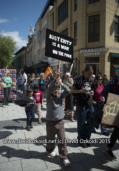End Austerity Cardiff 05/2015