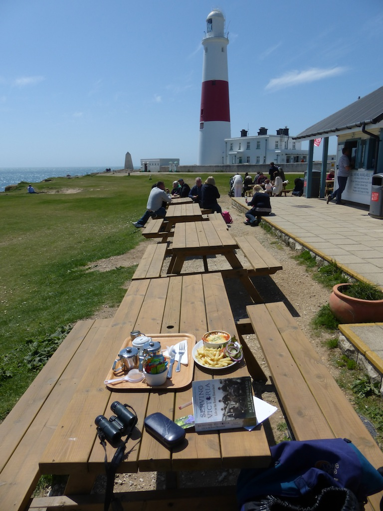 The Portland Bill cafe