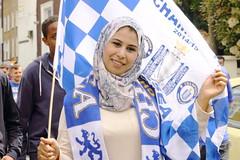 Chelsea League Cup Winners 2015