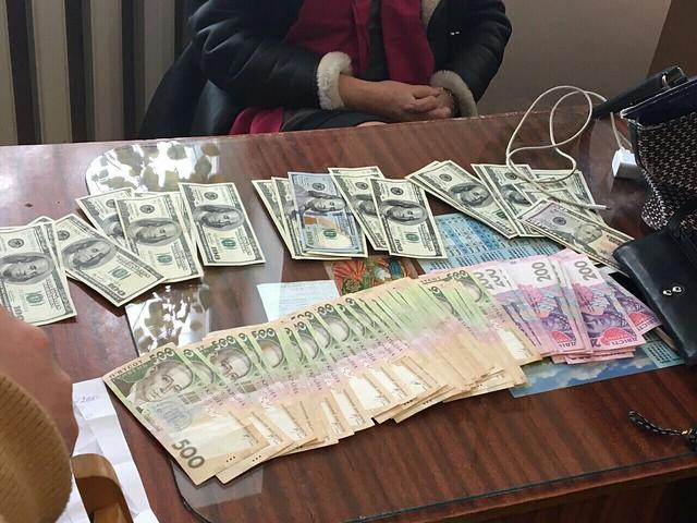 CБУ затримала на хабарі голову лікарсько-консультативної комісії _1