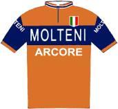 Molteni - Giro d'Italia 1970