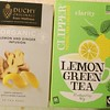#itsteatime #greentea #lemontea #ginger #infusion #waitrose #organic #tè #the #break #afternoonbreak #pausetime #lemonandgingertea #lemonandginger