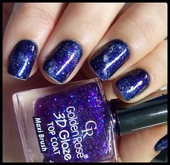 Desafio Musical : 04 - Galaxy Nails