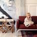 "jørn utzon, architect: ""a new angle"" sofa for fritz hansen, model 1102, aluminium and leather 1967-68 by seier+seier"