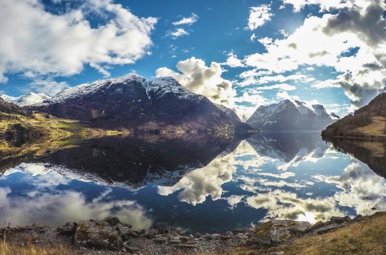 Norskem na skialpech - Sunnmøre