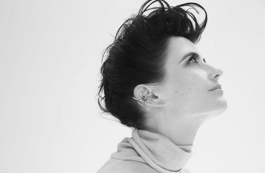 Ева Грин — Фотосессия для «Elle» FR 2016 – 1