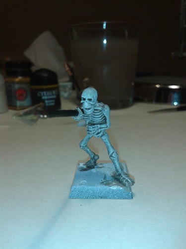 Skeleton - Old Paints