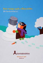 penguin(0.0), flightless bird(0.0), presentation(0.0), brand(0.0), text(1.0), cartoon(1.0), poster(1.0), illustration(1.0), snowman(1.0),