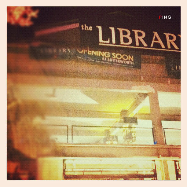 The Library Raja Uda
