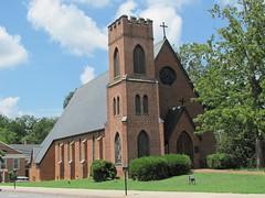 Johns Memorial Episcopal Church, Farmville
