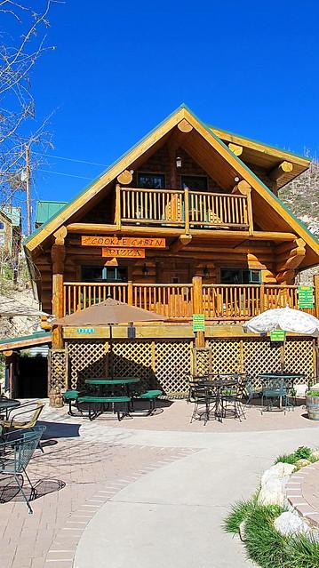 The Cookie Cabin Summerhaven Mt Lemmon Flickr