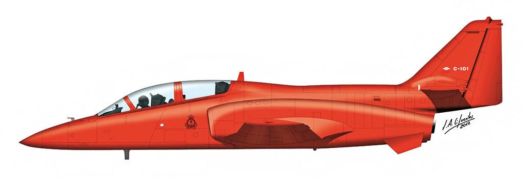 Aviojet-Rojo