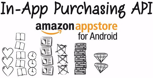 Amazon in-app purchase