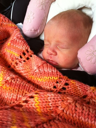 Hazel's Blanket