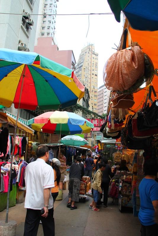 Tai Yuan Street Market, Wan Chai