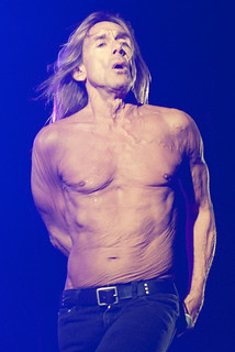 Iggy and The Stooges en el Festival Territorios Sevilla 2012