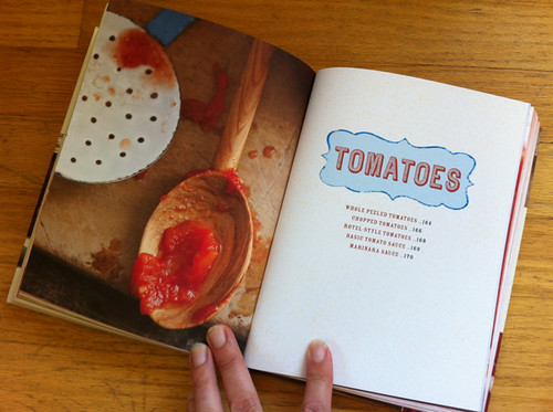 Tomatoes - Food in Jars cookbook