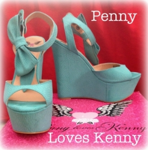 Penny Loves Kenny Dwight wedges