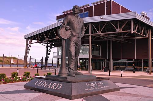 Cunard, One of Nova Scotia's founding fathers