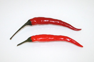 07 - Zutat Thai-Chilis / Ingredient chilis