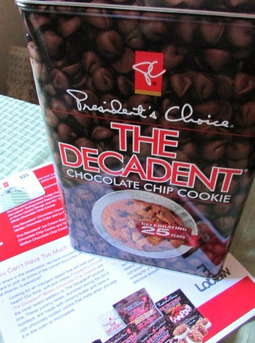 Happy 25th PC's The Decadent Cookie!