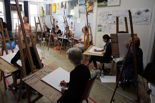 Anatomy Life Drawing Workshop