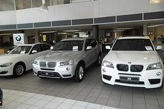 Currently German car manufacturer BMW has a plant at Rosslyn near Pretoria. About 80 percent of the BMWs produced there are for the international market. Credit: John Fraser/IPS