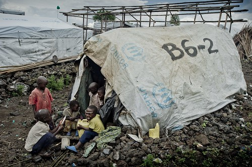 UNHCR News Story: UNHCR urges protection for civilians amid fresh fighting in DR Congo