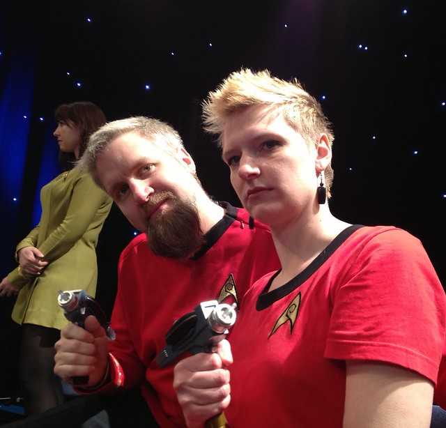 Team Gerdes Phasers