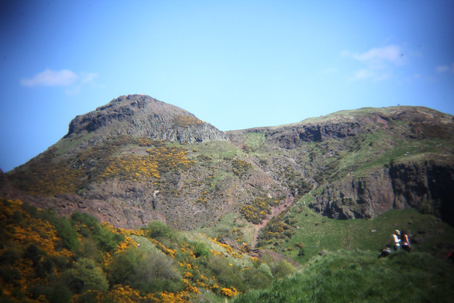 Arthur's seat in the sun 19