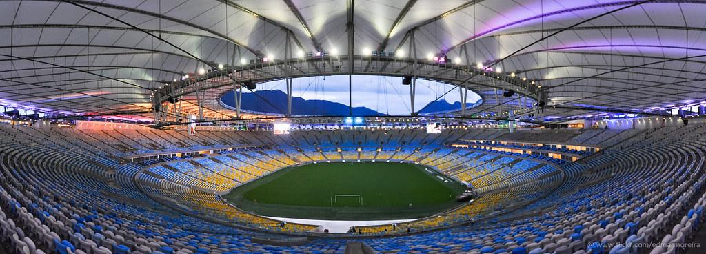 Estadio Maracanã - Rio de Janeiro, Brazil | Football Tripper