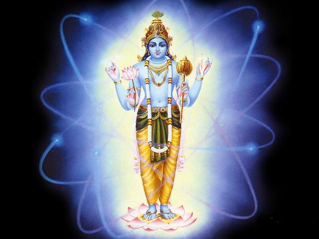 Vishnu Bhujanga Prayata Stotram