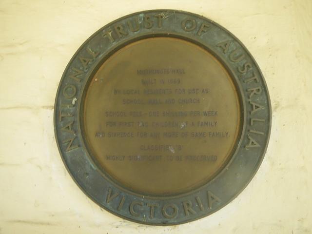 Photo of 23 Princes Street bronze plaque
