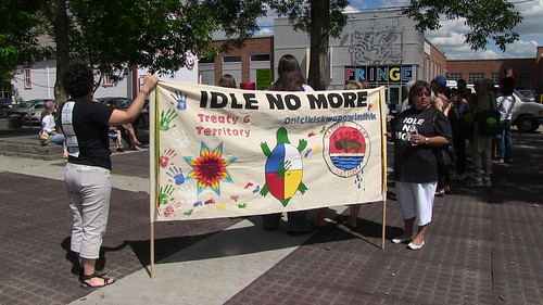 Idle No More Solidarity Summer