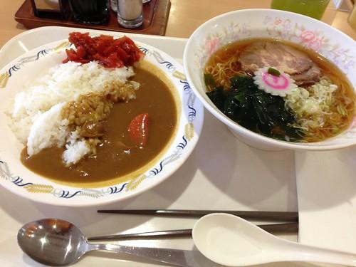 NHK技研カレー