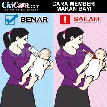Gambar Lucu: Cara Mengurus Anak dengan Benar (Bag.1)