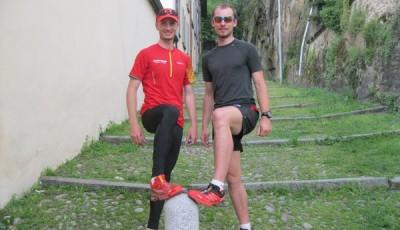 Jan Zemaník: Můj první horský běh série SkyRace